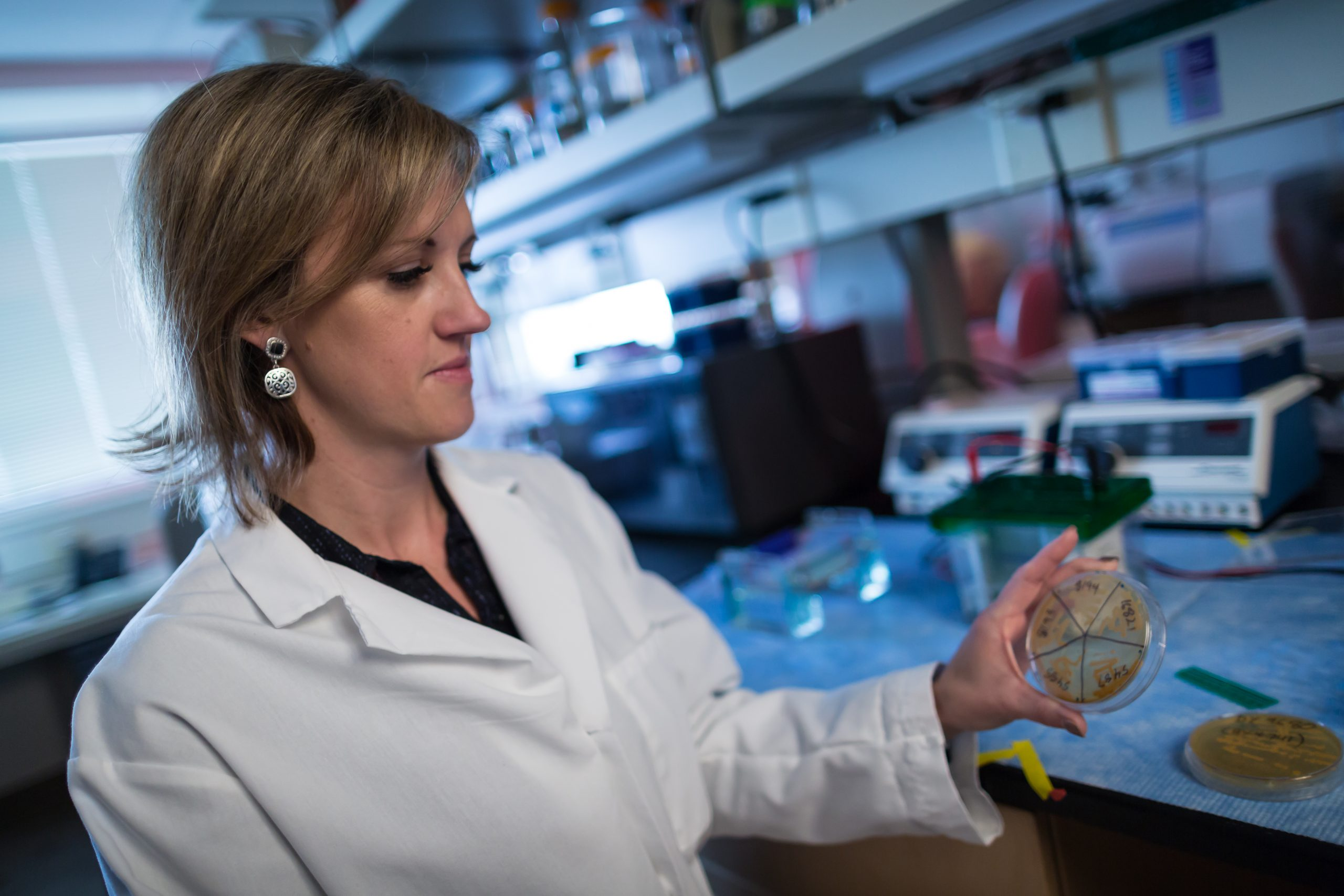 Commensal Microbes That Help Prevent Metabolic Disease