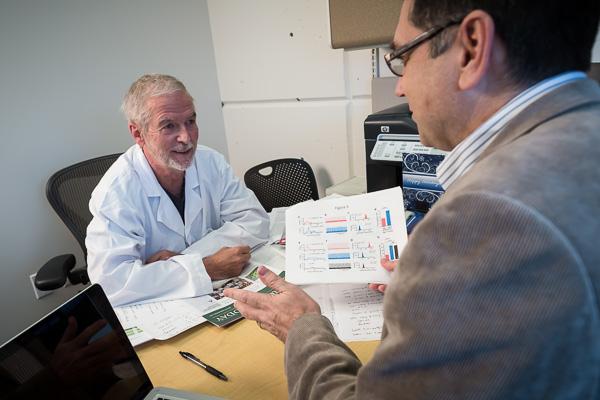 Stefan Pulst, MD and Daniel Scholes, PhD
